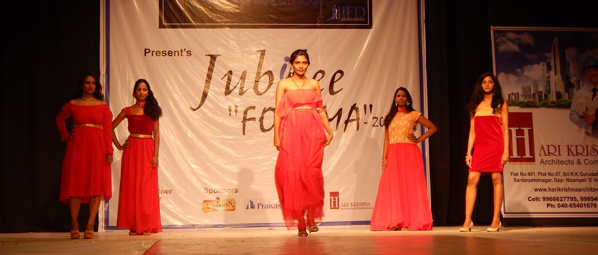 Jubilee Institute Of Fashion Design Kphb Kukatpally Dilsukhnagar Hyderabad India